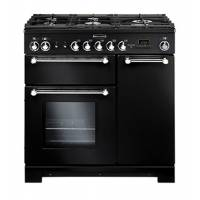KITCHNER 90 NOIR CHROME