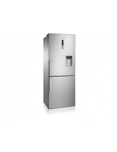 refrigerateur combi samsung 432l 300l 132l 70 cm no frost inox a. Black Bedroom Furniture Sets. Home Design Ideas