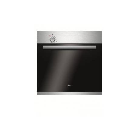 Four email viva convection naturelle 72l inox - Four convection naturelle ...