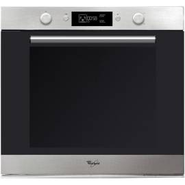 FOUR MULTIFONCTION WHIRLPOOL PYROLYSE 67L A-20% INOX