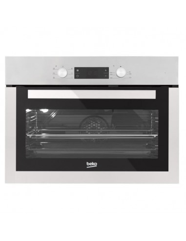 four 45 cm beko multifonction 48l catalyse a inox anti trace. Black Bedroom Furniture Sets. Home Design Ideas
