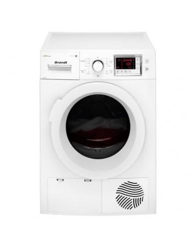 seche linge front brandt pompe a chaleur 8kg a. Black Bedroom Furniture Sets. Home Design Ideas