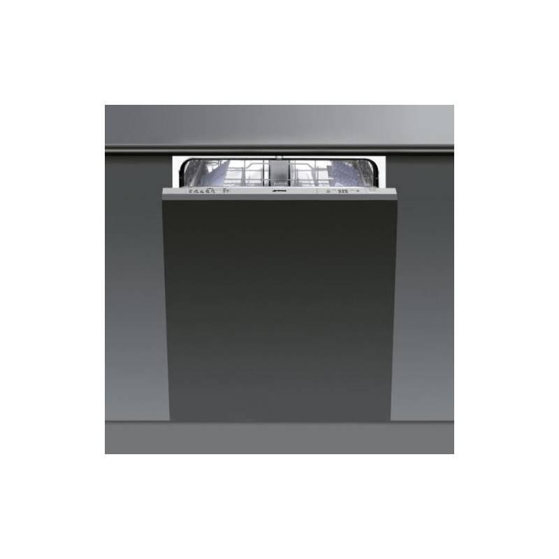 lave vaisselle smeg full integrable 13cvts 45db a a. Black Bedroom Furniture Sets. Home Design Ideas