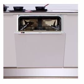 LAVE VAISSELLE WHIRLPOOL FULL INTEGRABLE 14CVTS 46DB A++A