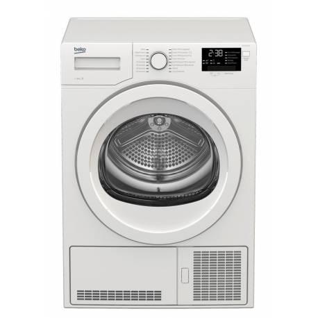 seche linge beko condensation 9kg b blanc. Black Bedroom Furniture Sets. Home Design Ideas