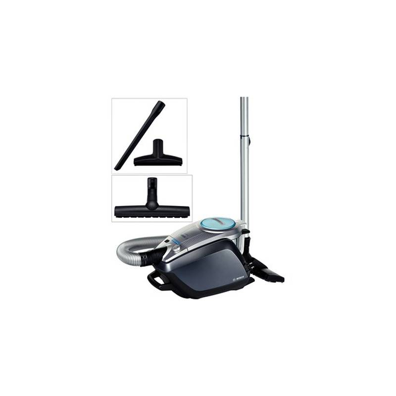 aspirateur sans sac bosch 71 db 1400w nettoyage automatique du filtre. Black Bedroom Furniture Sets. Home Design Ideas