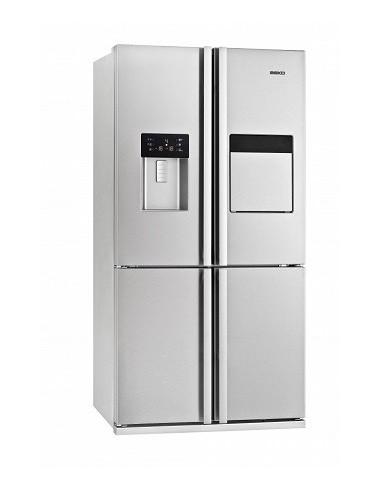 Refrigerateur multi portes beko 535l nofrost minibar a inox - Refrigerateur multi portes beko gne60520x ...