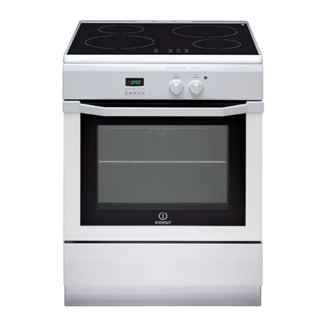 CUISINIERE INDUCTION INDESIT 4F FOUR MULTIFONCTION 59L CATALYSE A