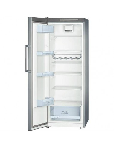refrigerateur sp tout util bosch 290l air brasse a inox. Black Bedroom Furniture Sets. Home Design Ideas