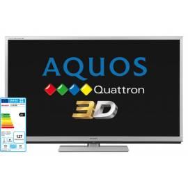 TV LED 152CM SHARP FULL HD 400 Hz 3D