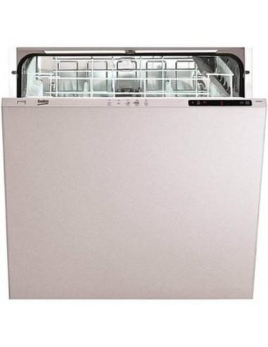 lave vaisselle full integrable beko 13 cvts 44 db a. Black Bedroom Furniture Sets. Home Design Ideas