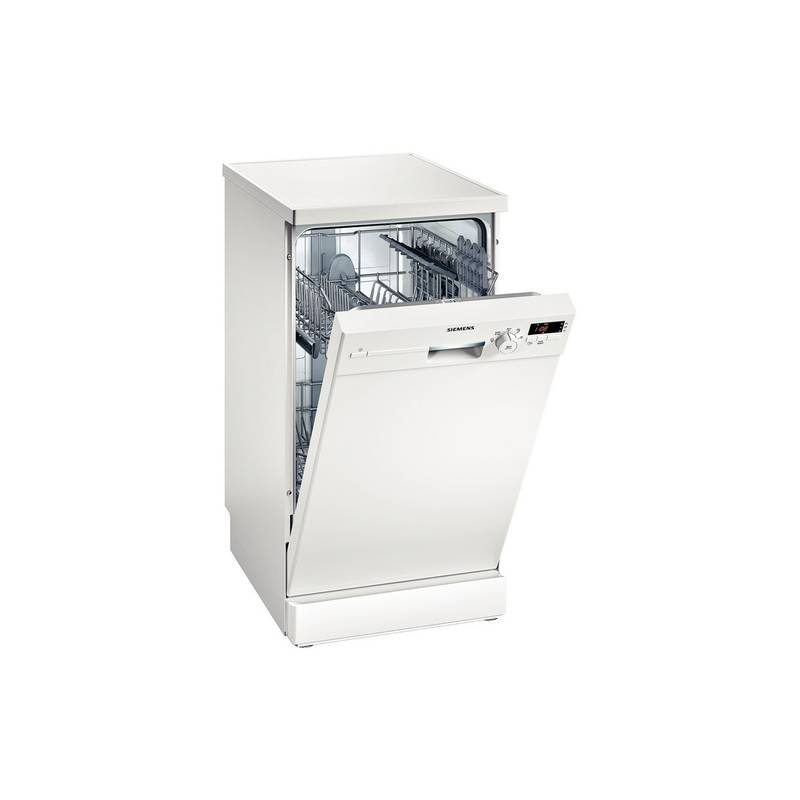 lave vaisselle siemens 45 cm 9cvts 48db 9l a a blanc. Black Bedroom Furniture Sets. Home Design Ideas