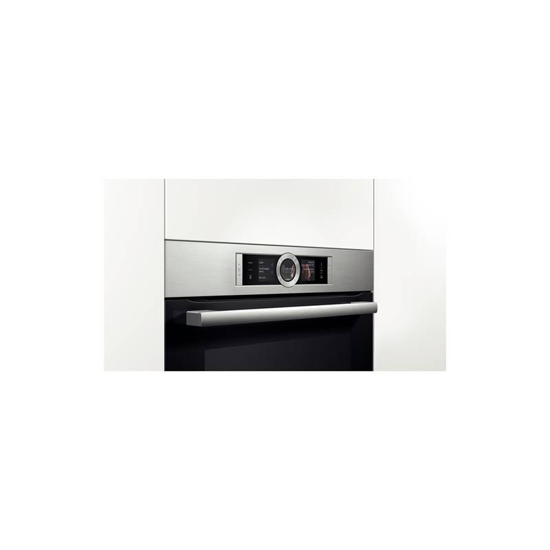 four combine vapeur bosch ecoclean 47l a inox. Black Bedroom Furniture Sets. Home Design Ideas