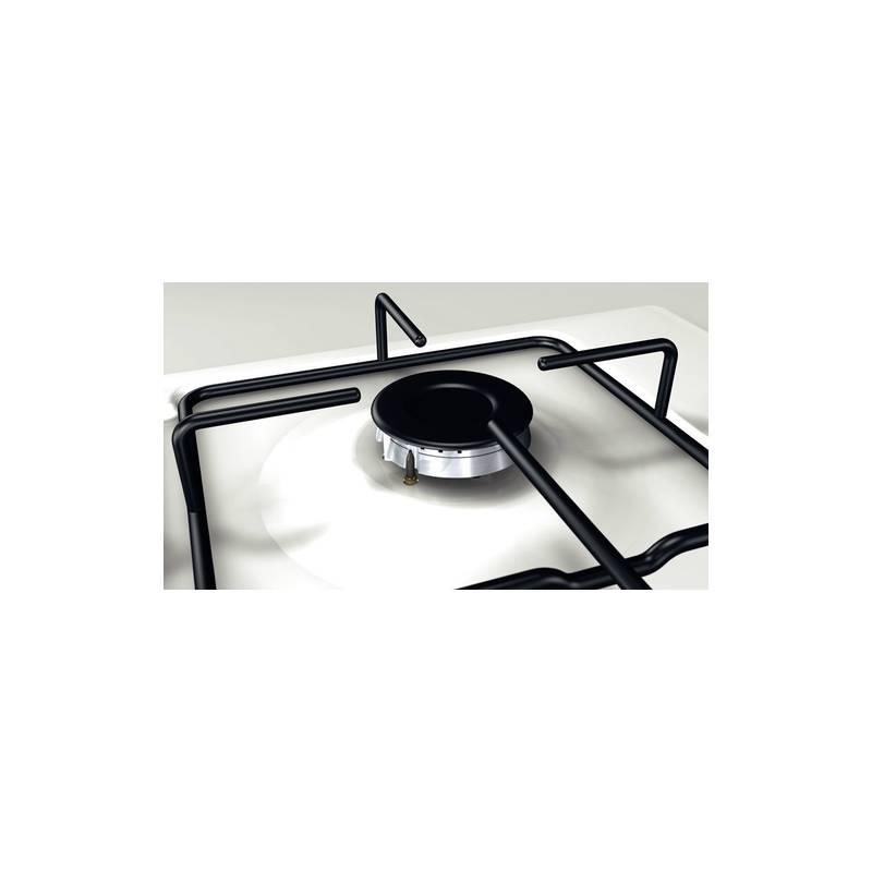 plaque gaz email bosch 4 gaz blanc. Black Bedroom Furniture Sets. Home Design Ideas
