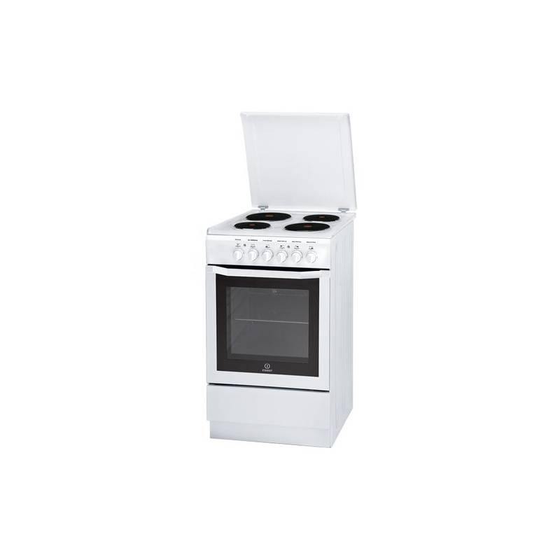 cuisiniere 50 cm electrique indesit 4f multifonction 57l a. Black Bedroom Furniture Sets. Home Design Ideas