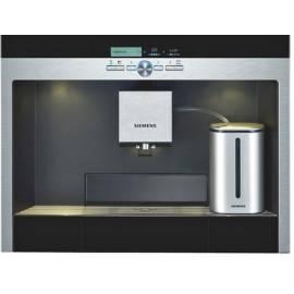 MACHINE A CAFE 45 CM SIEMENS 19 BARS 1100W INOX/VERRE