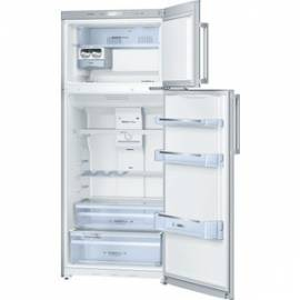 refrigerateur dp bosch 425l 327l 98l 70 cm nofrost a inox. Black Bedroom Furniture Sets. Home Design Ideas