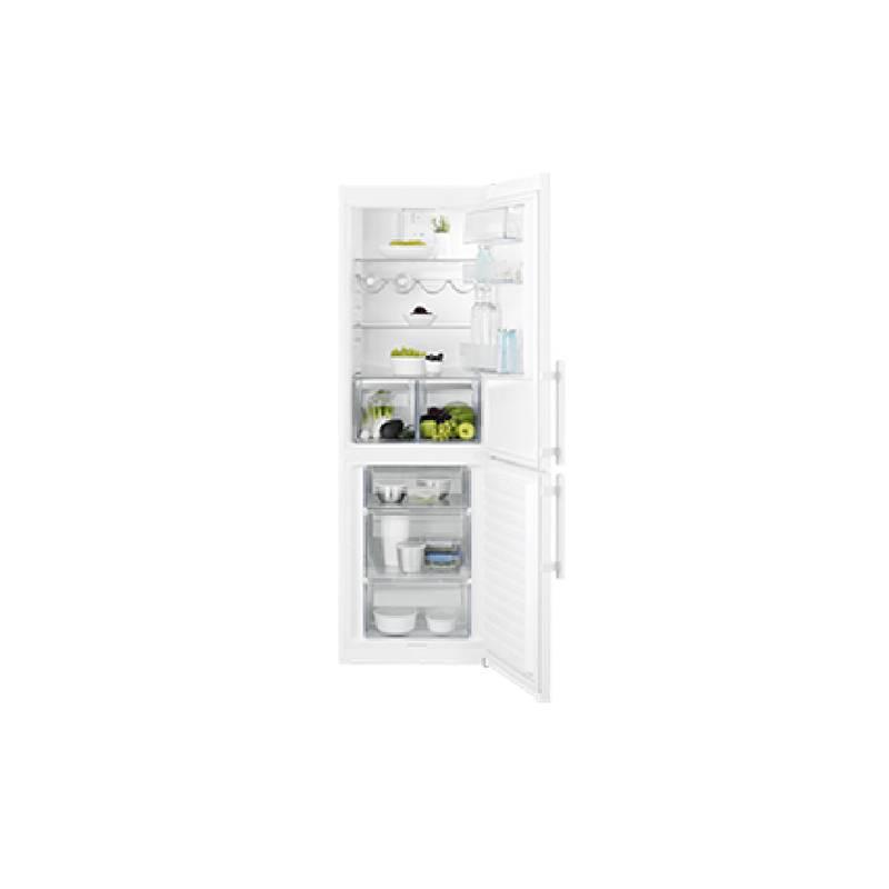 refrigerateur combi electrolux 337l 245 92 air brasse a. Black Bedroom Furniture Sets. Home Design Ideas