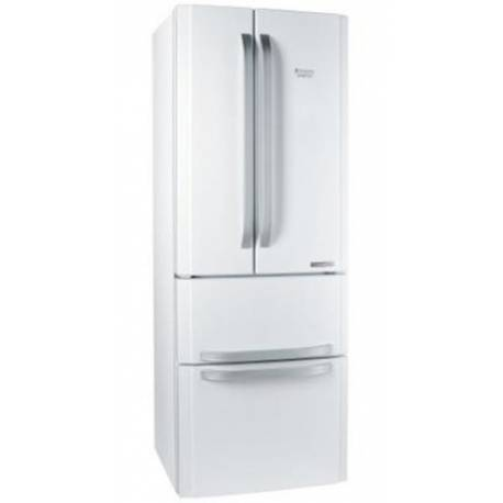 REFRIGERATEUR MULTIPORTES HOTPOINT 402L NOFROST A+ BLANC