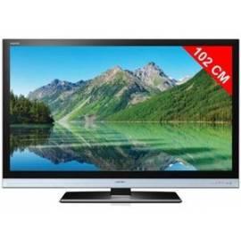 TVC LED 102 CM SHARP TNT HD FULL HD