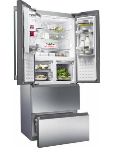 refrigerateur multiportes siemens 400l 4 portes nofrost a. Black Bedroom Furniture Sets. Home Design Ideas