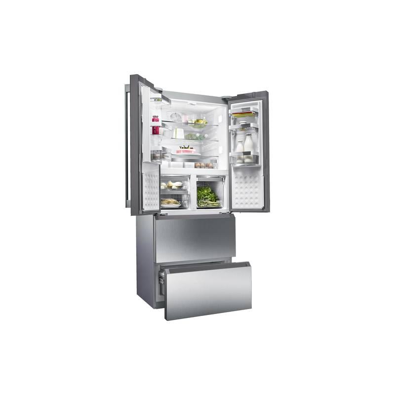 MULTIPORTES SIEMENS L PORTES NOFROST A INOX - Refrigerateur 4 portes