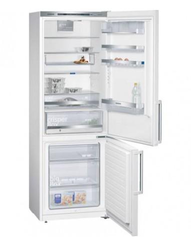 Refrigerateur combi siemens 70 cm 413l 301 112 brasse a - Refrigerateur 70 cm de large ...