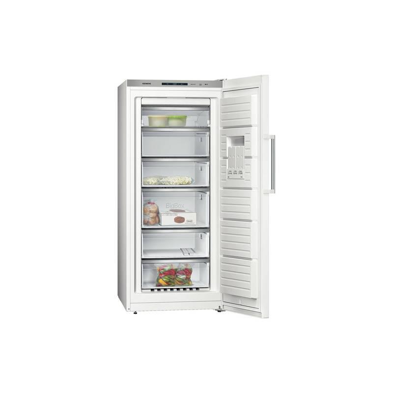 congelateur armoire siemens 286l nofrost a autonomie 25h. Black Bedroom Furniture Sets. Home Design Ideas