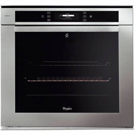FOUR MULTIFONCTION WHIRLPOOL PYROLYSE 73L A-20% INOX