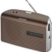 RADIO GRUNDIG FM LW MW PILES/SECTEUR MOKA