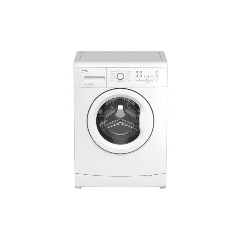 lave linge front beko 7 kg 1200t a. Black Bedroom Furniture Sets. Home Design Ideas