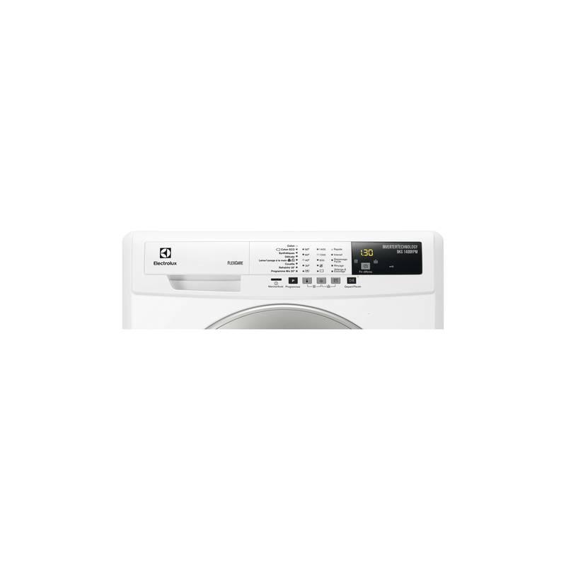 lave linge front electrolux 9kg 1400t a 20 blanc. Black Bedroom Furniture Sets. Home Design Ideas