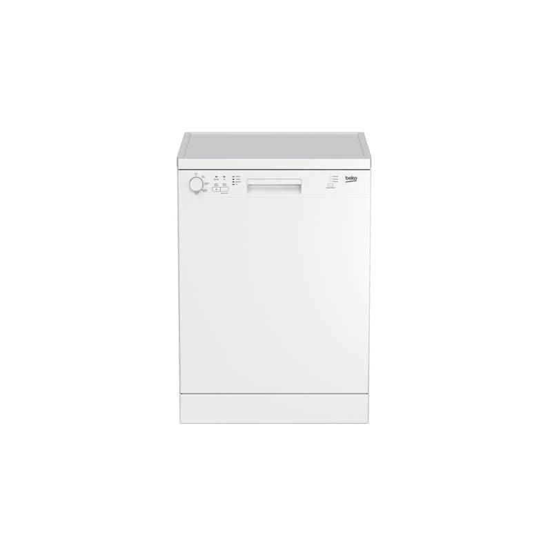 lave vaisselle beko 12 cvts 49 db 14l a a blanc. Black Bedroom Furniture Sets. Home Design Ideas