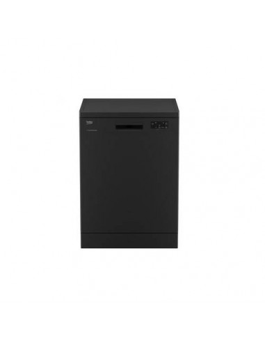 lave vaisselle beko 12 cvts 47db 10l inox a noir. Black Bedroom Furniture Sets. Home Design Ideas