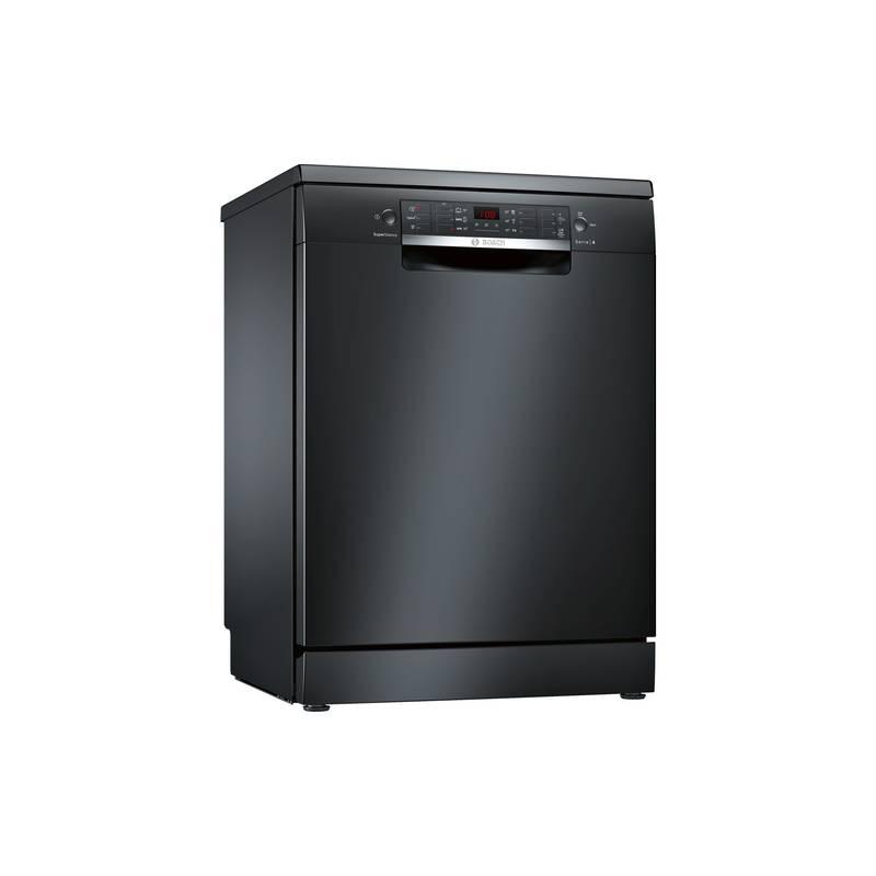lave vaisselle bosch 13cvts 44db 9 5l a a noir. Black Bedroom Furniture Sets. Home Design Ideas