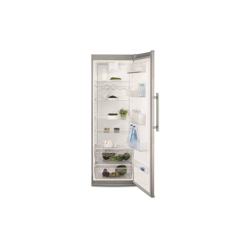 refrigerateur sp tout utile electrolux 395l air brasse a inox. Black Bedroom Furniture Sets. Home Design Ideas