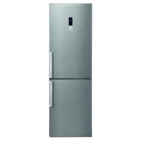 refrigerateur combine brandt 324l 232l 92l 4 no frost a inox. Black Bedroom Furniture Sets. Home Design Ideas
