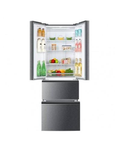 refrigerateur multiportes haier 347l 248l 99 l no frost a. Black Bedroom Furniture Sets. Home Design Ideas