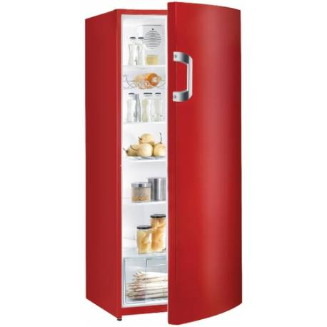 refrigerateur sp gorenje air brasse 302l a rouge. Black Bedroom Furniture Sets. Home Design Ideas
