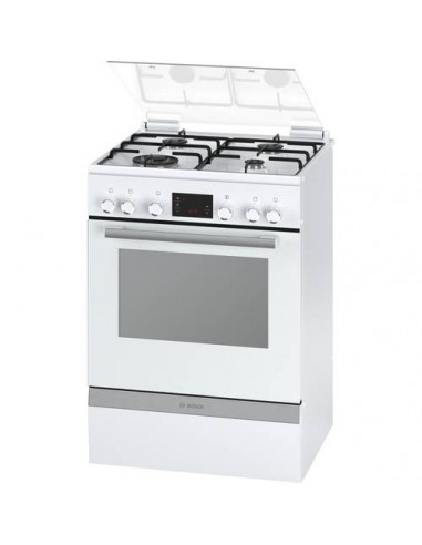 Cuisiniere bosch mixte 66l 4gaz four elec 66l catalyse a - Cuisiniere mixte gaz induction ...