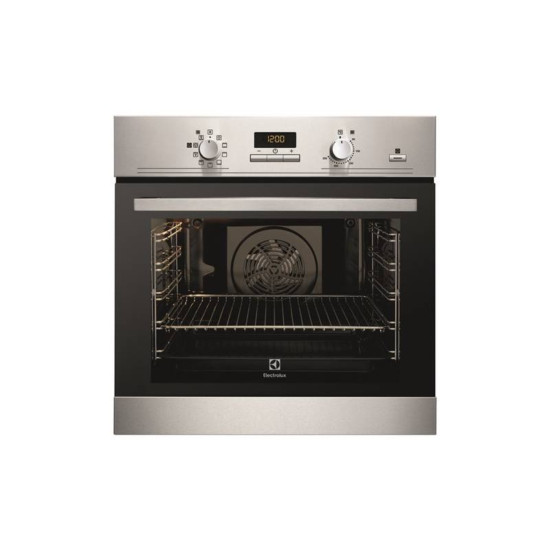 four multifonction electrolux catalyse 72l a inox anti trace. Black Bedroom Furniture Sets. Home Design Ideas