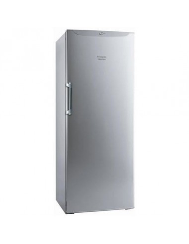refrigerateur sp tout util hotpoint 341l brasse a inox. Black Bedroom Furniture Sets. Home Design Ideas