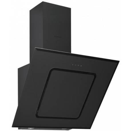 Hotte decorative beko plan incline 537m3 h 71db noir - Hotte aspirante plan incline ...