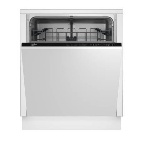 lave vaisselle beko full integrable 47db 13cvts a a. Black Bedroom Furniture Sets. Home Design Ideas