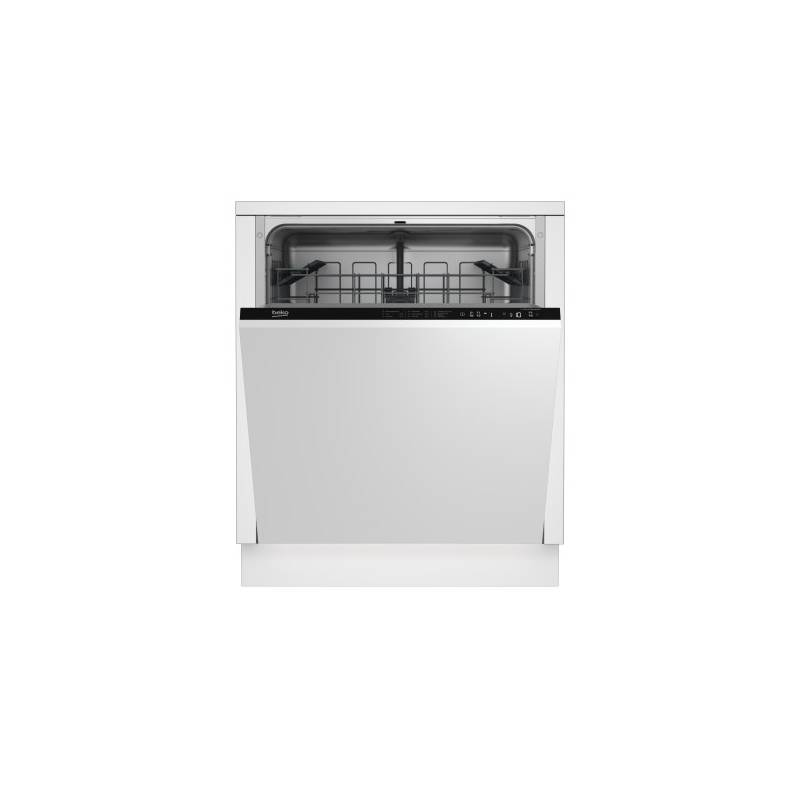 lave vaisselle beko full integrable 47db 13cvts a a. Black Bedroom Furniture Sets. Home Design Ideas