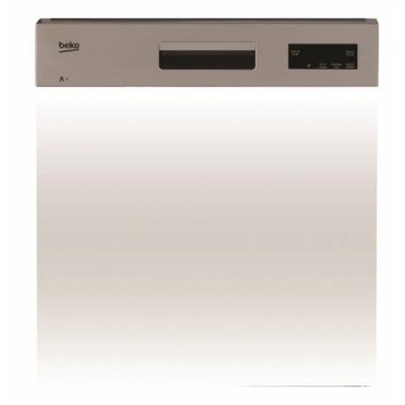 lave vaisselle beko 13 cvts 47db a a bandeau inox. Black Bedroom Furniture Sets. Home Design Ideas