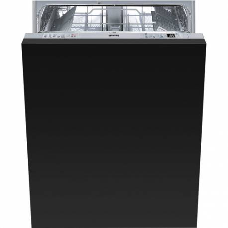 lave vaisselle smeg full integrable 13 cvts 42db a. Black Bedroom Furniture Sets. Home Design Ideas