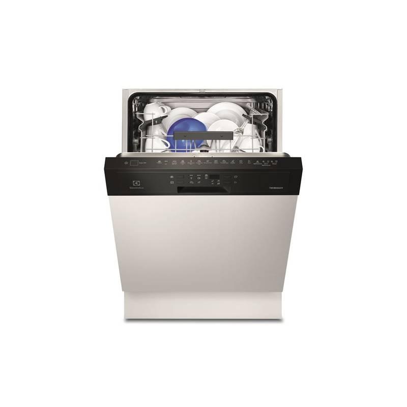 Lave vaisselle electrolux 13cvts 44db a a bandeau noir - Lave vaisselle encastrable bandeau noir ...