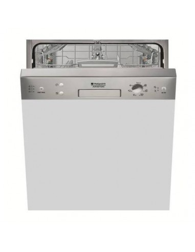 lave vaisselle hotpoint 14cvts 46db a a bandeau inox. Black Bedroom Furniture Sets. Home Design Ideas