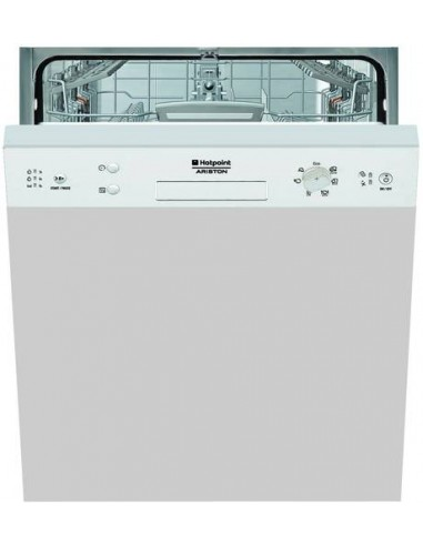lave vaisselle hotpoint 14 cvts 41db a a bandeau blanc. Black Bedroom Furniture Sets. Home Design Ideas
